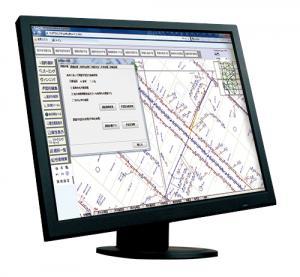 下水道情報管理システム(マッピング+ストックマネジメント支援)