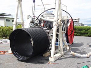 管路更生工法SPR-PE工法