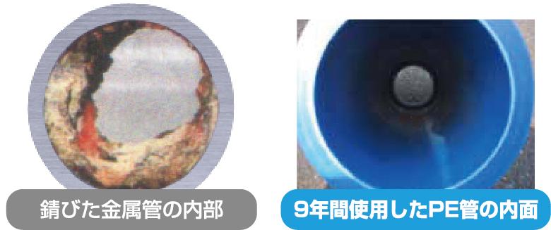 サクション管の特徴1